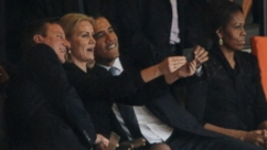 VIDEO: Obama-Selfie Photog: Photo Furor 'Says Something About Our Society'