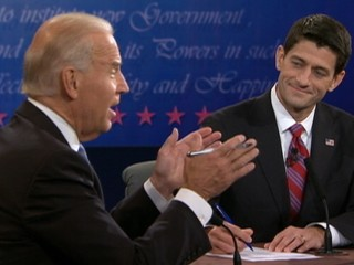 Watch: Biden to Romney-Ryan on Economy: 'Just Get Out of the Way'