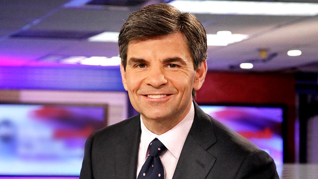 PHOTO: ABC News anchor George Stephanopoulos.