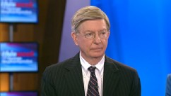 PHOTO: ABC News' George Will appears on the 