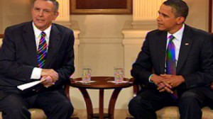 Video of ABCs Prescription for America program at the White House.