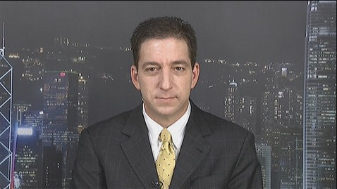 abc glenn greenwald this week jt 130609 wblog Guardian Reporter Glenn Greenwald Blasts Calls for Leak Prosecutions