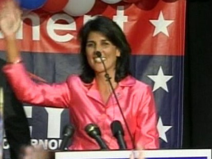 VIDEO: Nikki Haley could become S. Carolinas first female and Indian-American governor.