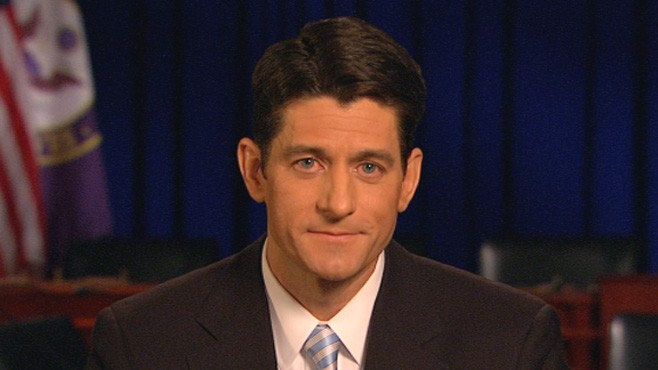 VIDEO: Rep. Paul Ryan, R-Wis., delivers the Republican reply to Obama's speech.