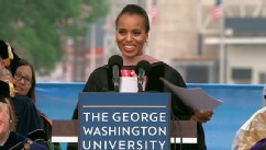 VIDEO: Kerry Washington GWU Commencement Speech 'You Completed This Journey'