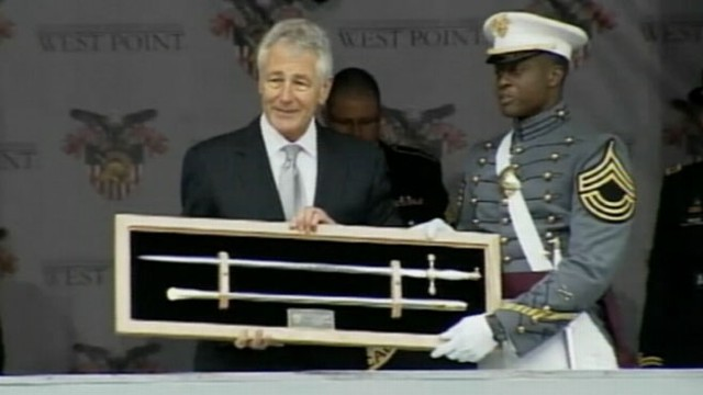 VIDEO: Chuck Hagel: Effects of Misconduct Ripple Far and Wide