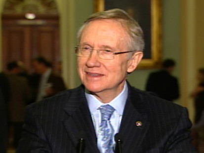 Video of Senator Reid