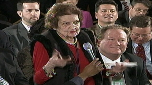 VIDEO: White House Correspondent Helen Thomas Dies at 92