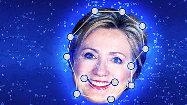 PHOTO: Hillary Constellation Graphic