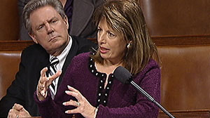 Photo: Rep. Jackie Speier