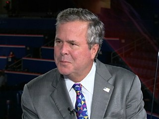Jeb Bush on RNC: George W. 'Is Smart to Stay Away'