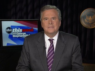Jeb Bush: I'm 'in Sync' With Lindsey Graham on Immigration Reform