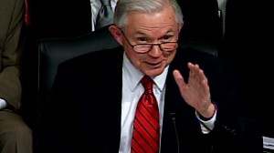 Video of Sen. Sessions misspeaking about doing crack cocaine.