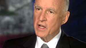 PHOTO If elected, Jerry Brown, 72, will be the oldest sitting governor in the U.S.