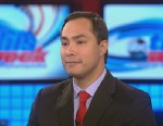 PHOTO: Representative Joaquin Castro (D) Texas on This Week