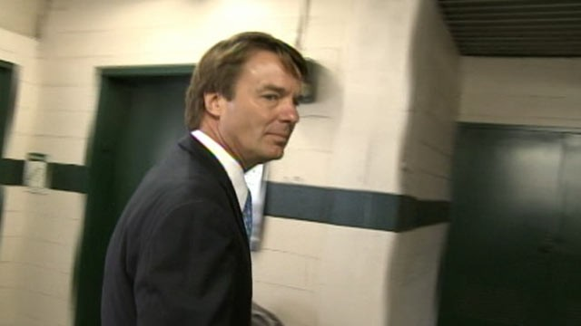 PHOTO:&nbsp;A federal grand jury has indicted John Edwards over massive sums of money spent to keep his mistress in hiding during the peak of his 2008 campaign for the White House.