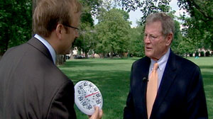 Jon Karl and James Inhofe