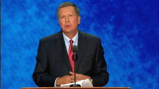 VIDEO: Kasich: Joe Biden Not A Good Golfer