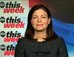 "PHOTO: Sen. Kelly Ayotte, R-N.H., appears on ""This Week with George Stephanopoulos."""