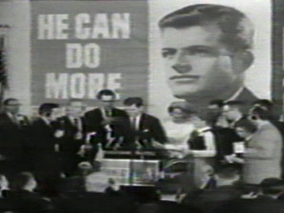 VIDEO: Ted Kennedy and the family legacy in politics