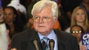 VIDEO: Ted Kennedy in the Senate