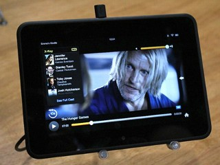 First Look: Amazon Kindle Fire HD