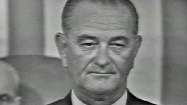 VIDEO: State of the Union 1965: President Johnson lays out plan to attack poverty.