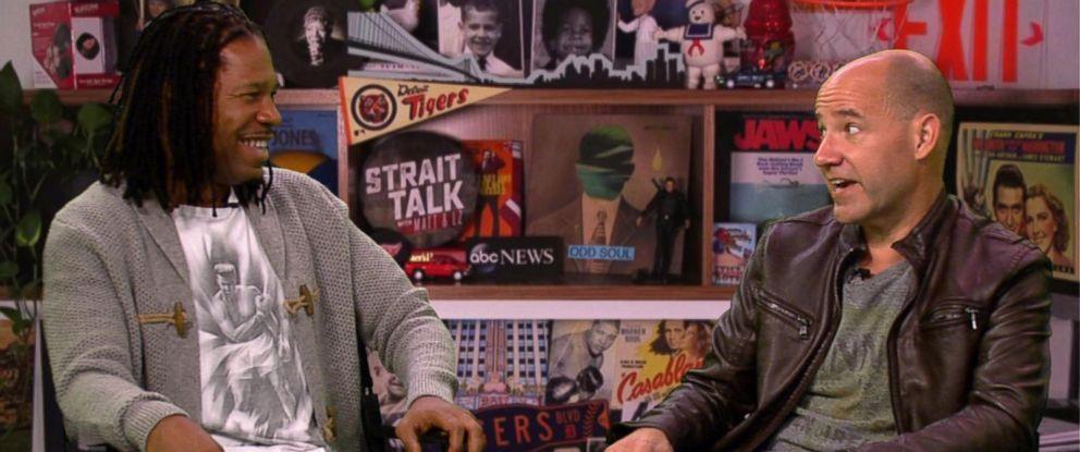 PHOTO: Strait Talk with Matt and LZ