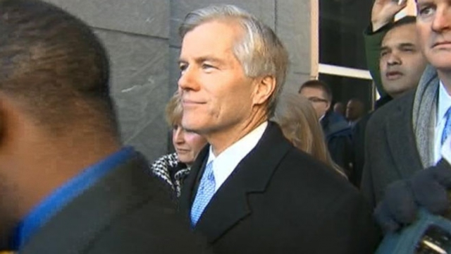 Bob and Maureen McDonnell are accused of accepting gifts from a friend in exchange for political influence.