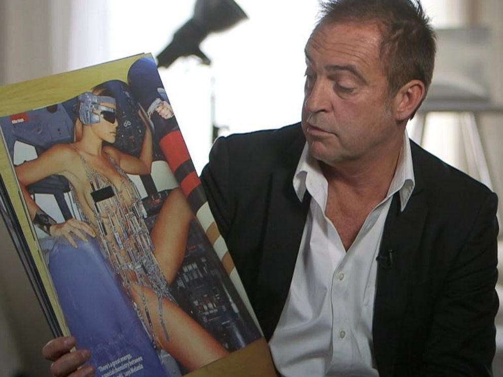 PHOTO: French photographer Antoine Verglas describes a 2000 GQ photo shoot with Donald Trumps then-future wife Melania Knauss.