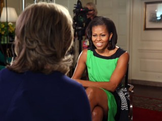 Michelle Obama Speaks Candidly About Military Families