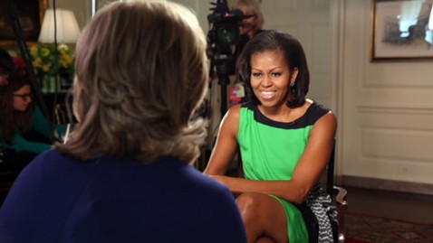 abc michelle obama nt 121008 wblog Nightline Daily Line, Oct. 9: Battle for the Arctic