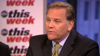 PHOTO: House Intelligence Committee chair Rep. Mike Rogers, R-Mich., on 'This Week'