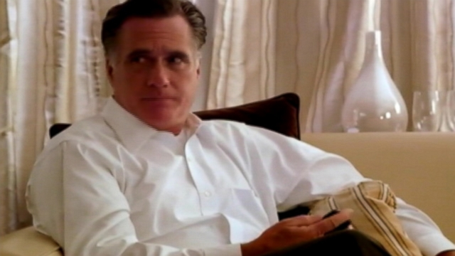 VIDEO: Greg Whiteleys documentary film follows Mitt Romney during his quest for the presidency.