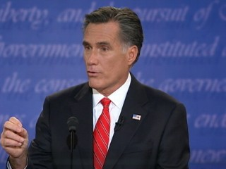 Watch: Mitt Romney: 'I Like Big Bird' - But...