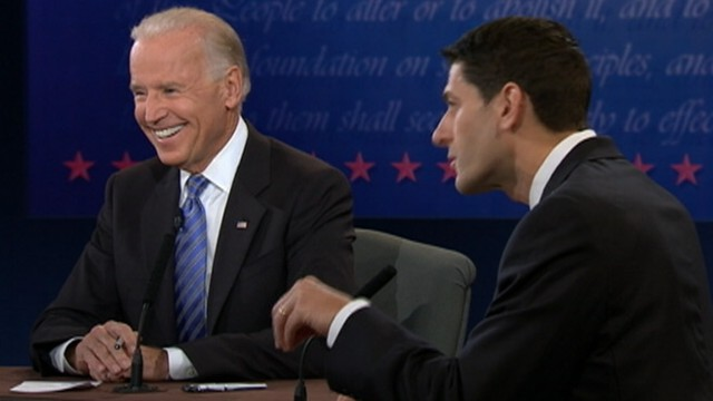 VIDEO: Joe Biden responds to Paul Ryans criticism of Obamas handling of issues abroad.