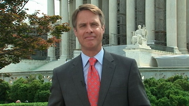 VIDEO: Terry Moran discusses Chief Justice John Roberts' impact on the ruling.