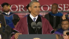 VIDEO: President Obama Morehouse College Commencement Speech