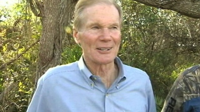 VIDEO: Sen. Bill Nelson and Florida hope to cut down on the invasive snakes.
