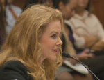 Video of Actress Nicole Kidman address
