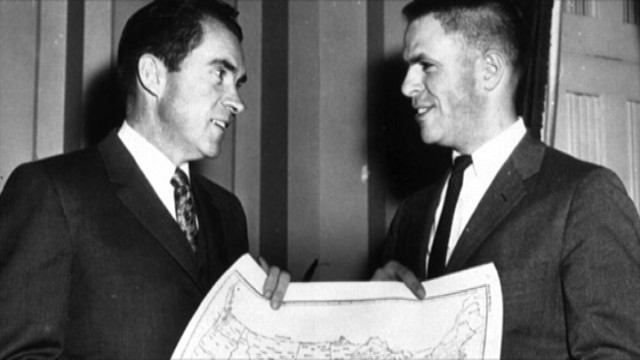 VIDEO: President Nixon tells White House Chief of Staff Bob Haldeman that he was unprepared for the 1960 debate.