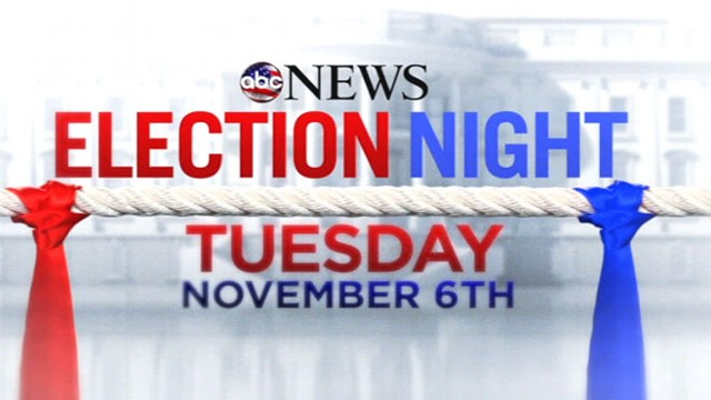 VIDEO: Election Night 2012