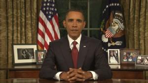 VIDEO: President Obama Addresses the Nation