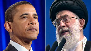 Obama Says World Is Watching Irans Crackdown