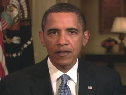 VIDEO: In his weekly address the president discusses job numbers and economic recovery.