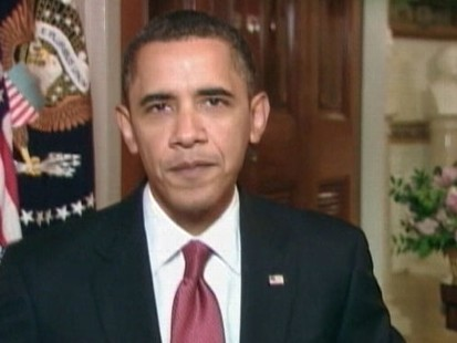 VIDEO: The Presidents Weekly Address