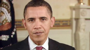 """VIDEO: The president says """"we have to act now"""" to hold insurance companies accountable."""