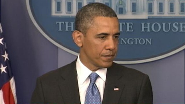 VIDEO: The president warns Americans to be vigilant against lone wolf attacks.