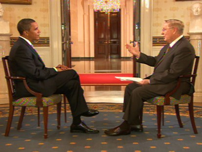 Video of ABCs Dr. Tim interviewing President Obama on health care reform.