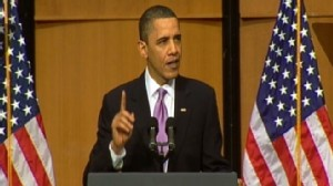 Video of President Barack Obama signing student loan overhaul legislation.
